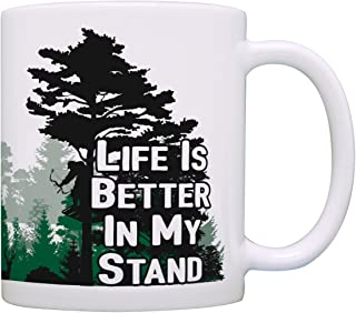 Best bow hunting coffee mugs Reviews