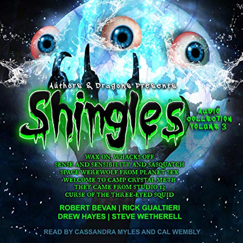 Shingles Audio Collection, Volume 3 audiobook cover art