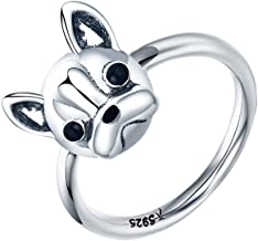 french bulldog wrap ring