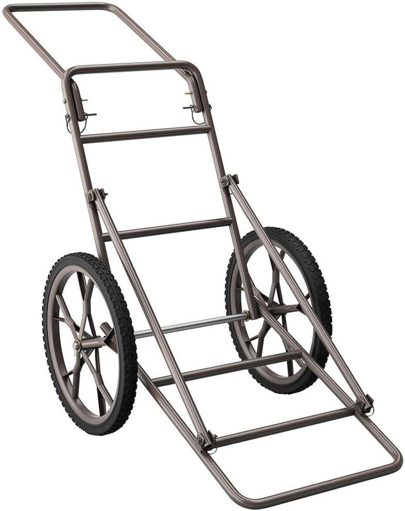 Hypeshops Huge Capacity Deer Super Special SALE held Cart lowest price 500lbs Foldable Gear Do Hauler