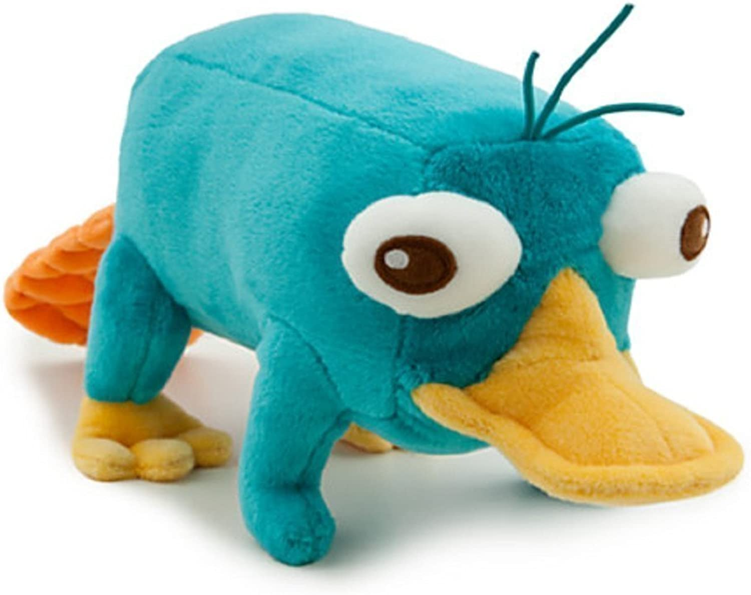 Disney Phineas and Ferb 9 Inch Plush Figure Perry the Palatypus [Toy]
