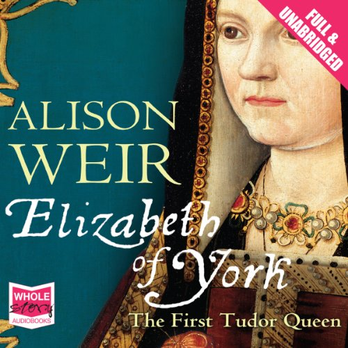 Elizabeth of York cover art