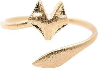 Best fox face ring Reviews