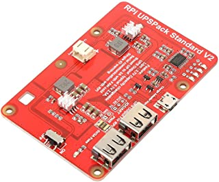 Lithium batterij uitbreidingskaart, UPS lithium batterij uitbreidingskaart met 3800 mAh lithium batterij voor Raspberry Pi