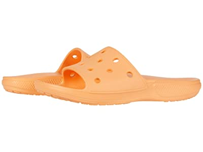 Crocs Classic Slide (Cantaloupe) Shoes