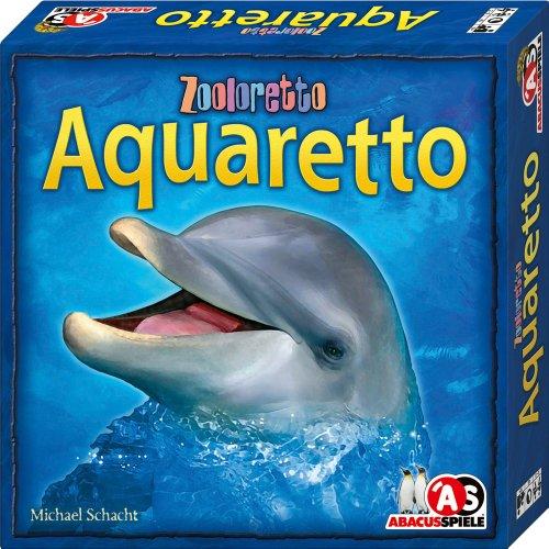 ABACUSSPIELE 03081 - Aquaretto, Brettspiel