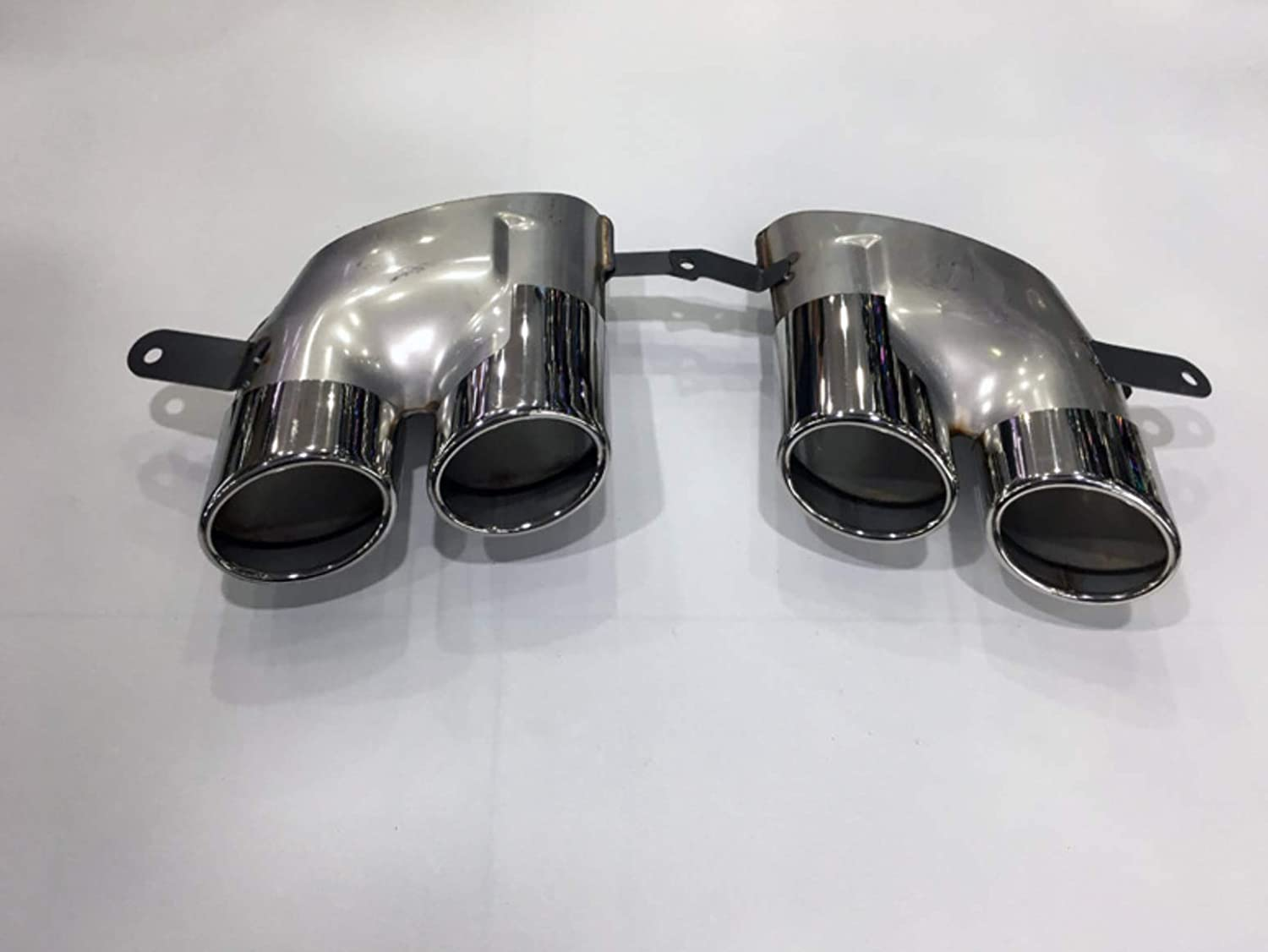 Stainless steel exhaust tips pipe fit wholesale for re A6 free tail S7 A7 refit
