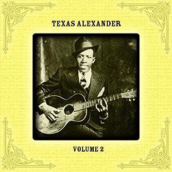 Texas Alexander, Vol. 2