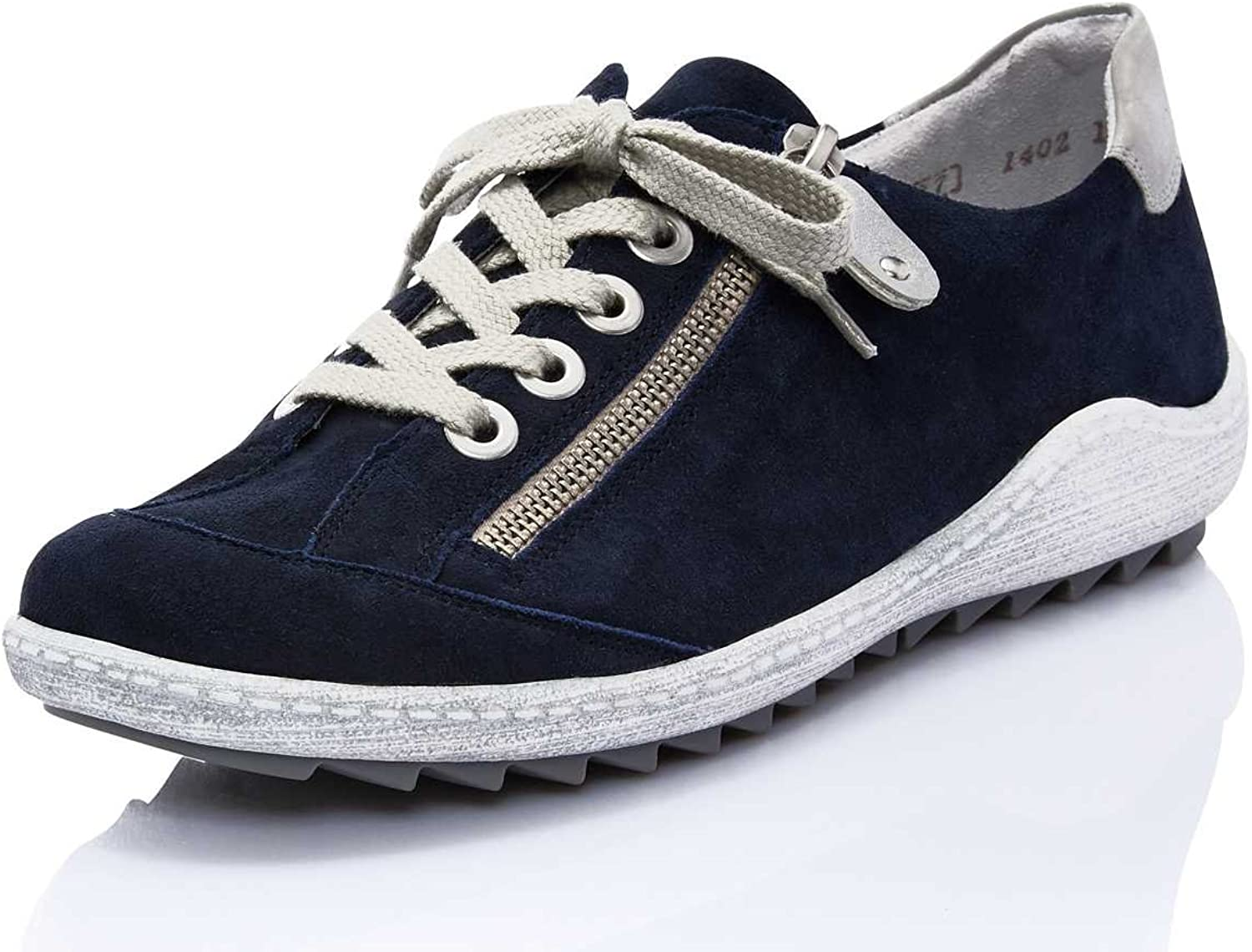 Remonte Womens-Lace-Up - G blue 950832-5