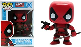 Marvel POP! Vinyl Deadpool With Gun and Sword