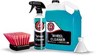 Adam's Wheel Cleaner, Wheel Brush & EZ-Fill Funnel Bundle