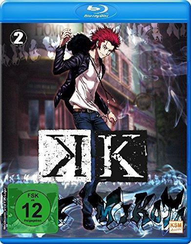 K - Staffel 1.2: Episode 06-09 [Blu-ray]