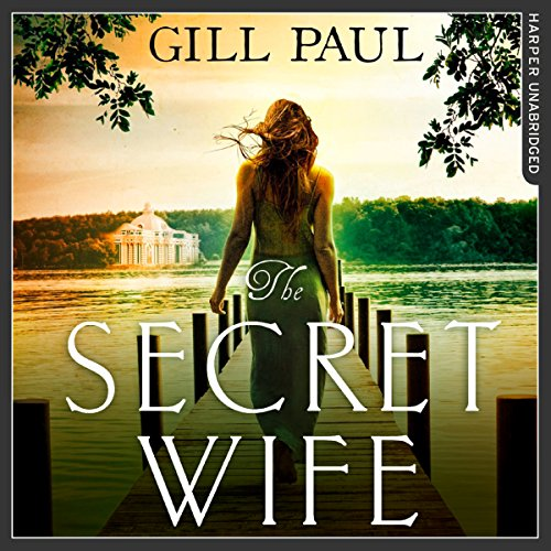 The Secret Wife audiobook cover art