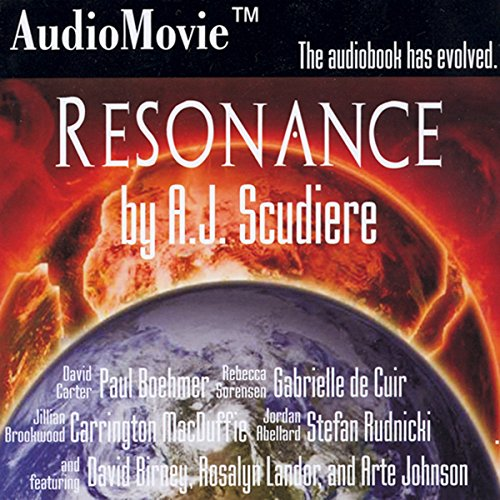 Resonance  audiobook cover art
