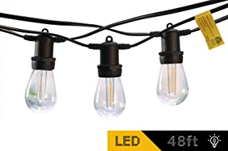 Ayg 50 Led String Lights 16.4ft