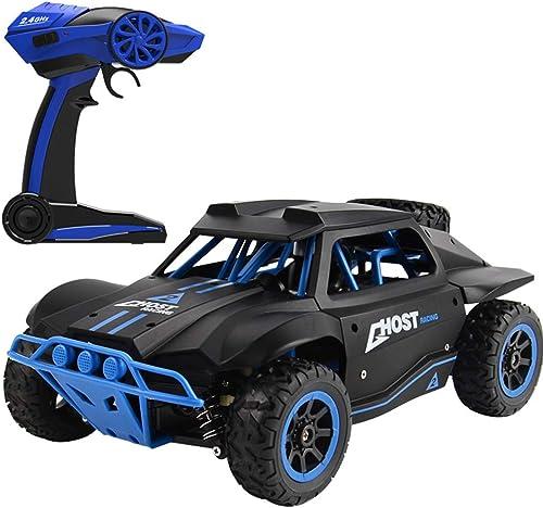 housesweet 2,4 GHz Fernbedienung Auto RC Hochgeschwindigkeits-LKW-Fahrzeug Offroad-Rennen für Kinder ab 3 Jahren