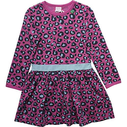 Fred'S World By Green Cotton Animal Dress Robe, (Violet 018302708), 98 Bébé Fille