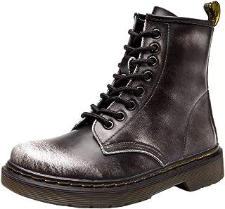27d6279e1bd Botas De Martin para Hombre Botas De Cuero para La Piel Botas De Trabajo  Retro CláSicas