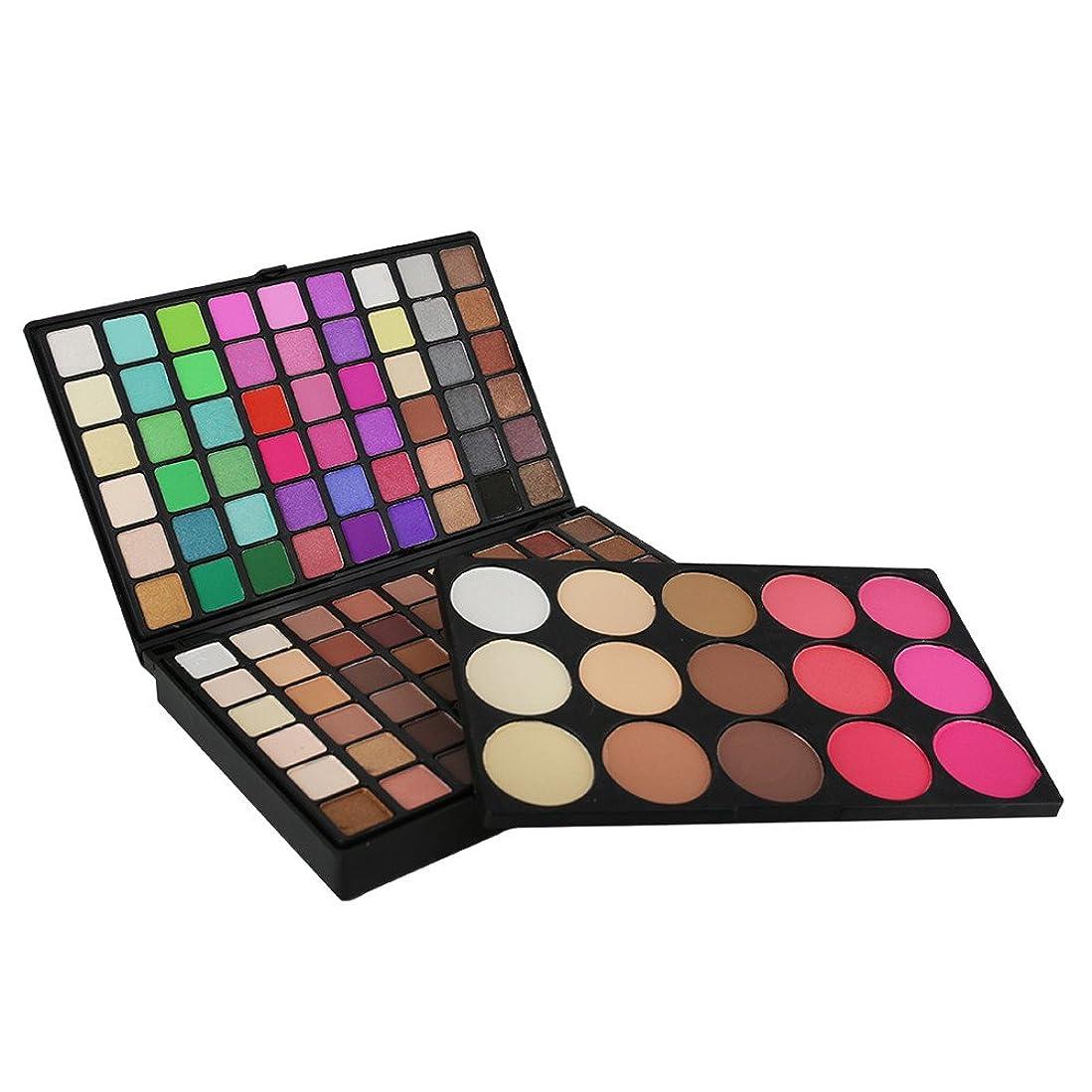 下品前投薬影響する123色化粧品マットアイシャドークリームアイシャドーメイクアップパレットシマーセット
