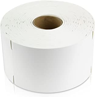 """OfficeSmartLabels ( 2-5/16"""" x 4"""" Shipping Industrial Grade Plastic Labels, Compatible with 1933088 & 30256 (50 Rolls - 300..."""