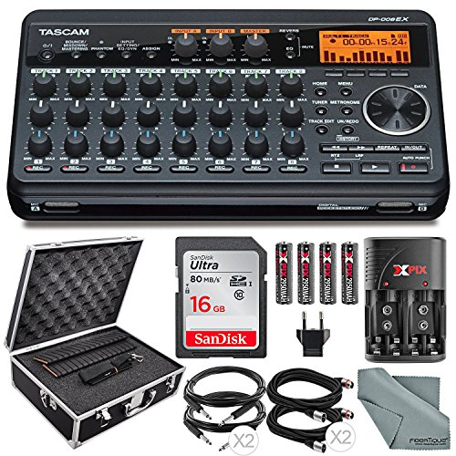Tascam DP-008EX 8-Track Digital ...
