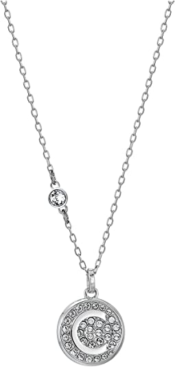 Swarovski - Letter Pendant Necklace