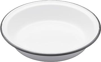 طبق فطائر دائري من كيتشنكرافت LNENRDPIE20 ، 20 سم ، مطبوع عليه