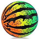 POKONBOY Pool Toys Game Ball- Swimming, Pool Dive Toys Game Ball Fill with Water for Kids Teens Adults, Used for Basketball, Football, Rugby &Volleyball Summer Parties Under Water Passing, Dribbling