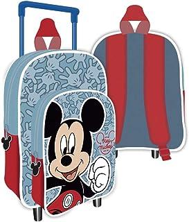 WD13192 Trolley de 24x36x12cm de Disney-Mickey