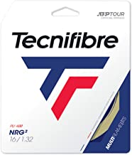 Tecnifibre NRG2 16g Tennis Strings - Natural - 40 Feet