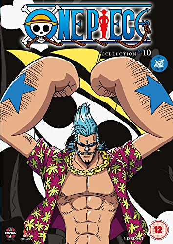 One Piece (Uncut) Collection 10 (Episodes 230-252) [DVD] [Reino Unido]