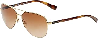 Michael Kors Aviator Women's Sunglasses - MK5008-104-413-58 - 58-14-135 mm