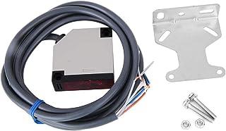 光電気スイッチセンサー、E3JK-DS30M1 IP65 ABSハウジング拡散反射型センサースイッチ300mm、産業用制御センサー(90-250VAC)