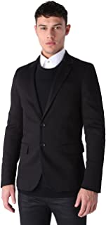 Diesel J-Aster Giacca Men's Jacket Blazer Black