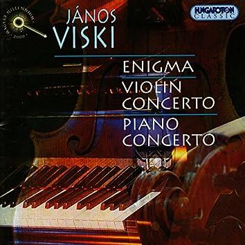 Viski: Enigma / Violin Concerto / Piano Concerto