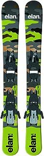 ELAN(エラン) スキーボード 2019 FREELINE CAMO 99cm + EL10.0 SHIFT GW WB90 調整式ビンディング付 フリーライン ファンスキー 18-19 elan スキー板 【L1】