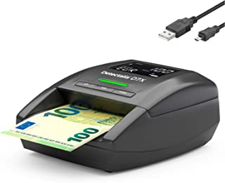 comprar comparacion Detectalia D7X - Detector automático de billetes falsos con cable de actualización, 100% detección y listo para los nuevos...