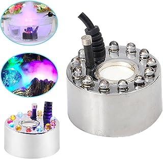 Espeedy Brumisateur ultrasonique pour fontaine à eau 12 LED
