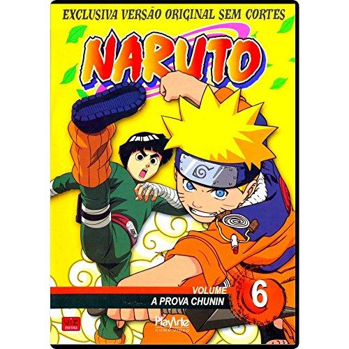 Naruto, V.6 - A Prova Chunin