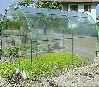 comprar comparacion Verdemax Premium Funda Recambio para Invernadero 2640, Verde Agua, 180x300x200 cm