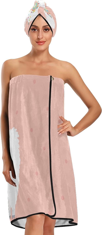 Body Towels Cute Llama Cartoon Baby Fashion Wrap NEW before selling Towel Adju Lama It is very popular