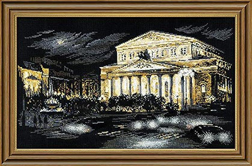 RIOLIS 1638 - Bolshoi Theatre, Russia - Counted Cross Stitch Kit - 20