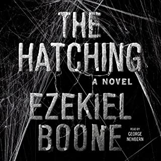 The Hatching cover art