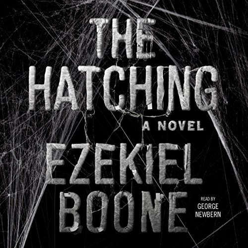 The Hatching audiobook cover art