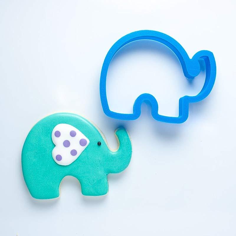 Elephant Cookie Cutter Mini 1 5 Inch
