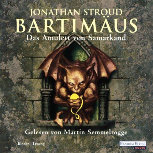 Das Amulett von Samarkand (Bartimäus 1) audiobook cover art