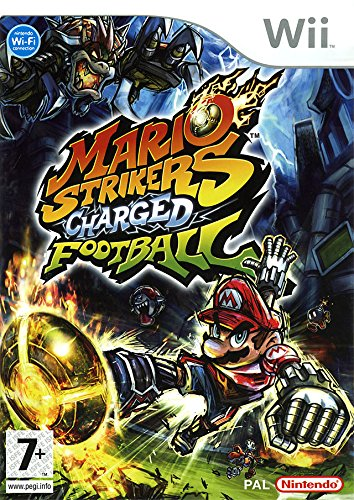 Nintendo Mario Strikers Charged Football, Wii