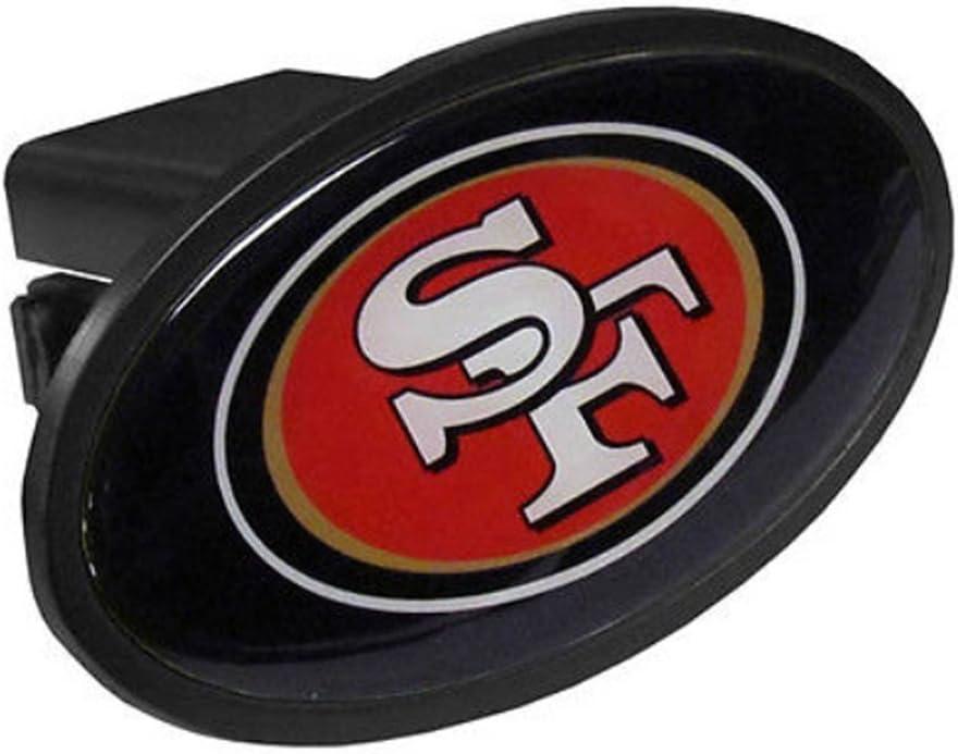 Siskiyou Sports NFL Plastic Logo Hitch Cover
