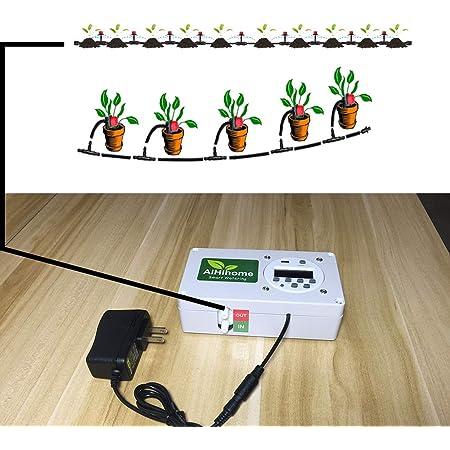 自動灌水システム室内植物 バルコニーのための自動給水システムタイマー装置 自動水ガーデン - New Design