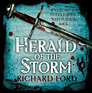 Herald of the Storm cover art